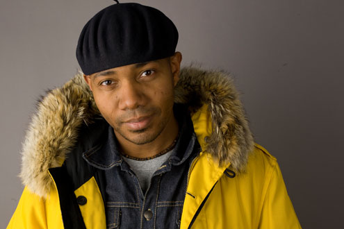 DJ Spooky courtesy of The Met